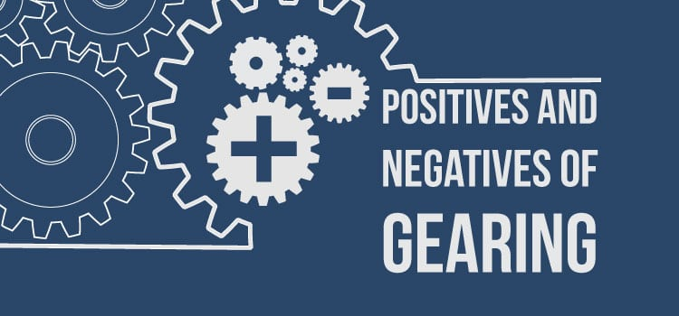 Positives and Negatives of Gearing