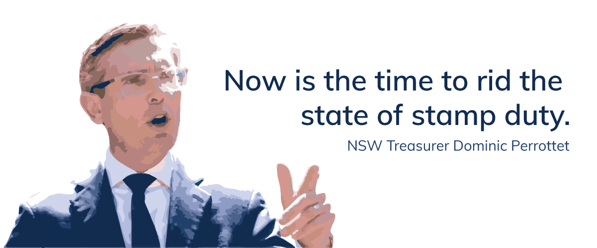 NSW Ends Stamp Duty